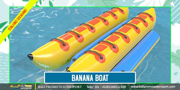 Water Sport Banana Boat di Bali