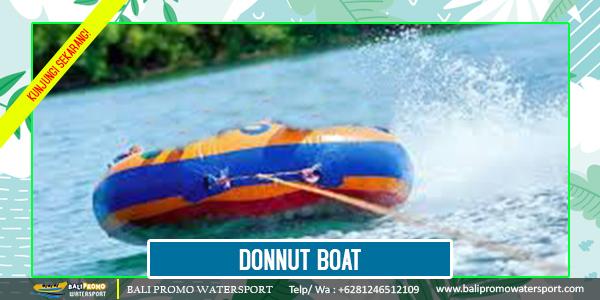 Donnut Boat di Bali