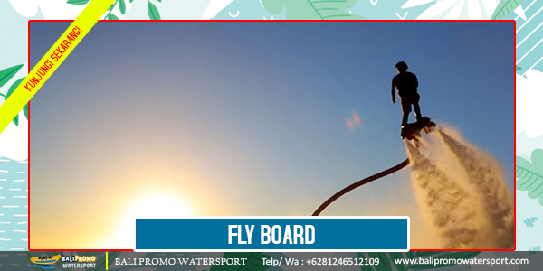 Fly Board di Bali