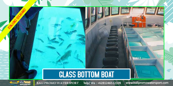 Glass Bottom Boat di Bali