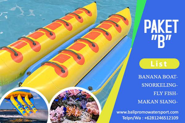 Paket B Watersport di Bali