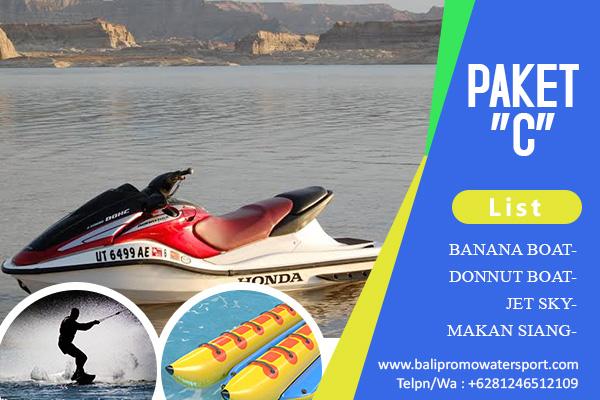 Paket C Watersport di Bali