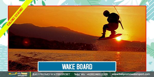 Wake Board di Bali