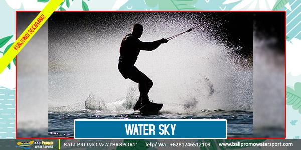 Water Sport Water Sky di Bali